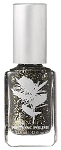 682- Black Moon Pansies[limited edition]  pritinyc  5 free nail polish lacquer.