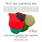 PRITI NYC SURPRISE BOX