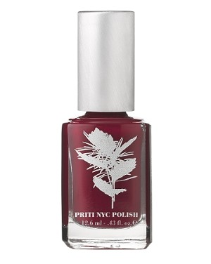 336-Cherry Ripe[top seller ]pritinyc 5 free nail polish lacquer.