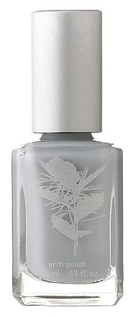 Cobweb Hen- Priti Polish :  blue grey gray light