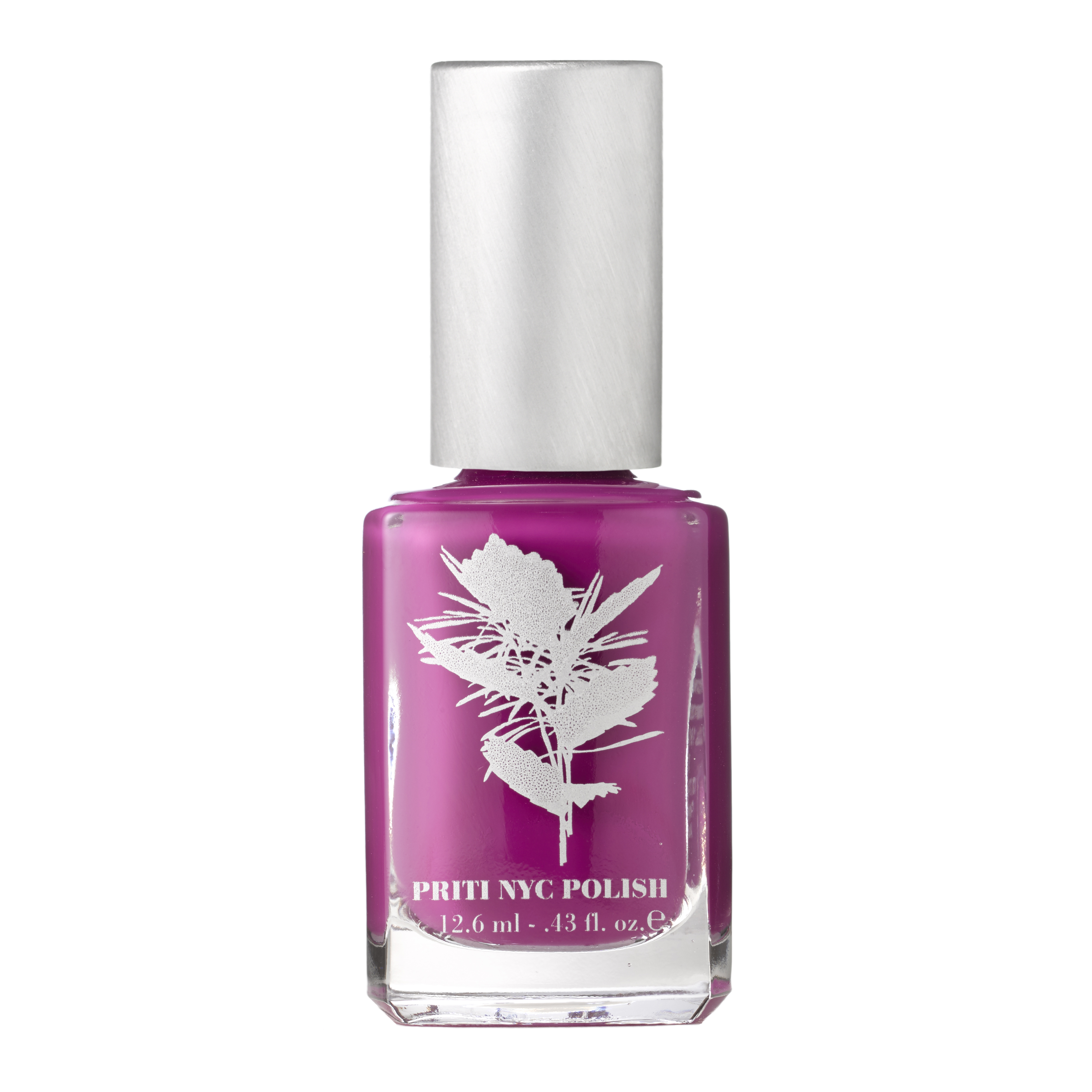 261 Poppy Mallow vegan nail polish