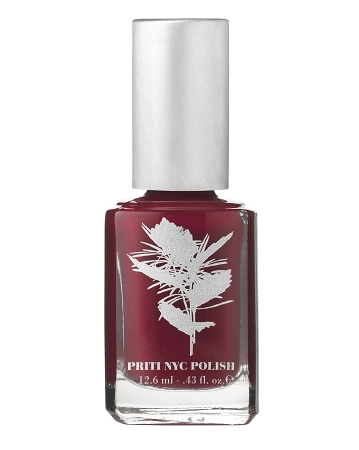 336 Cherry Ripe vegan nail polish