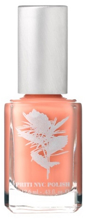 458 City Girl Rose vegan nail polish