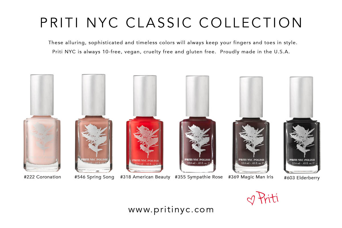 PRITINYC  CLASSIC COLLECTION