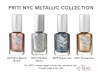 PRITI NYC METALLIC COLLECTION.