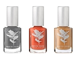 Incandescent trio vegan nail polish