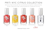 PRITINYC citrus collection
