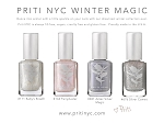 Winter Magic vegan nail polish collection