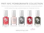 PRITINYC  POMEGRANATE COLLECTION