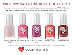 PRITINYC VALENTINES ASSORTED ROSE COLLECTION