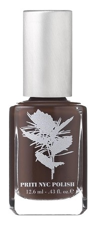 592 Chocolate Daisy vegan nail polish