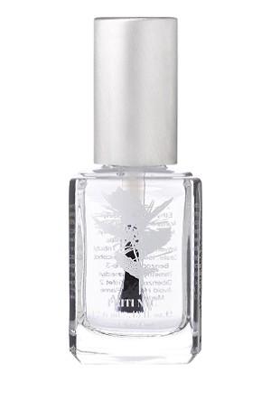 705- 2 in 1 Top & Base Coat pritinyc vegan nail polish varnish.